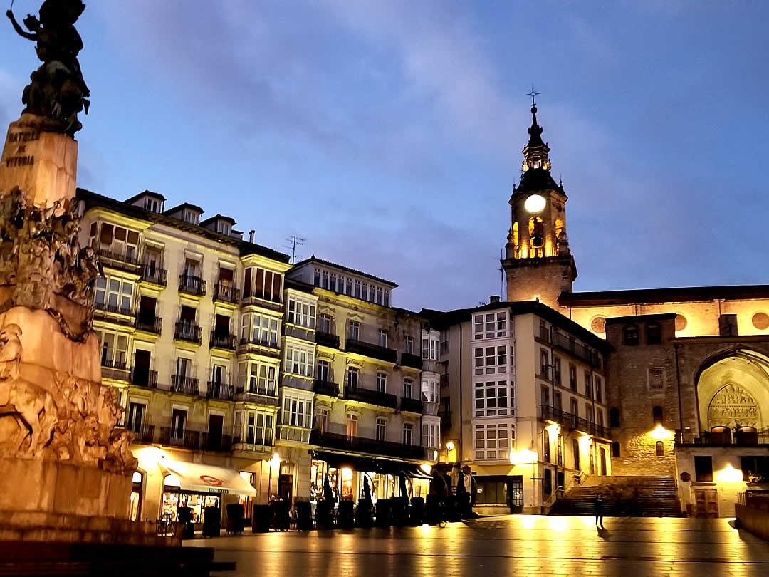 バスク州ビトリア