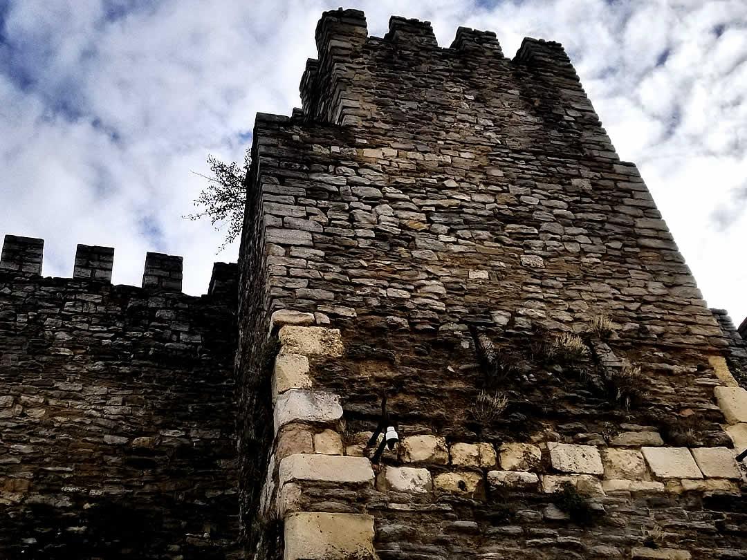 ビトリアの城壁
