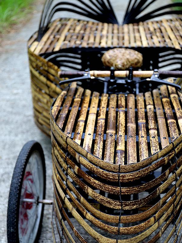 竹の車REIWA-125号