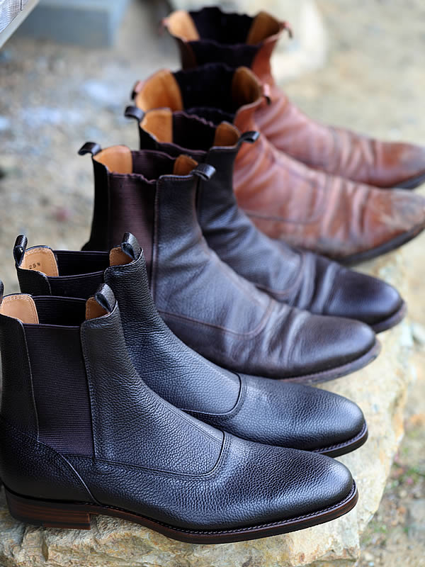 龍馬ブーツ