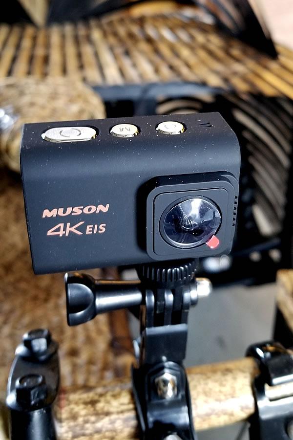 レース撮影用カメラ