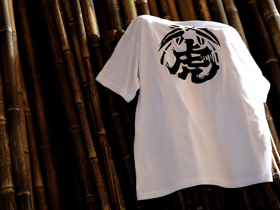 竹虎Tシャツ