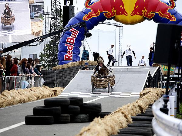 レッドブルボックスカートレース、RedBull boxcart race、竹虎四代目(山岸義浩)、竹虎職人、REIWA-125号