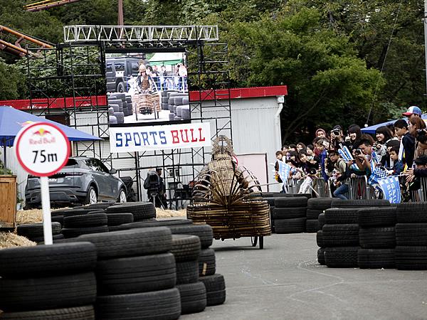 レッドブルボックスカートレース、RedBull boxcart race、竹虎四代目(YOSHIHIRO YAMAGISHI)、REIWA-125号