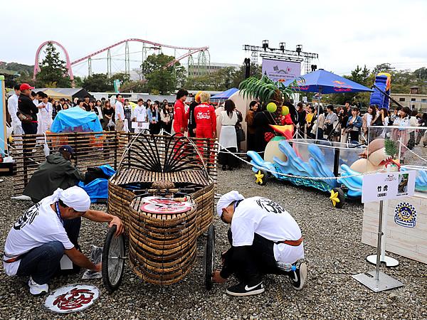 レッドブルボックスカートレース、RedBull boxcart race、竹虎職人、REIWA-125号