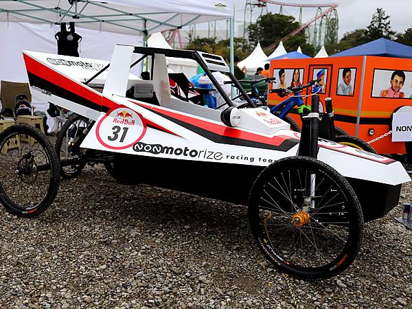 レッドブルボックスカートレース、RedBull boxcart race