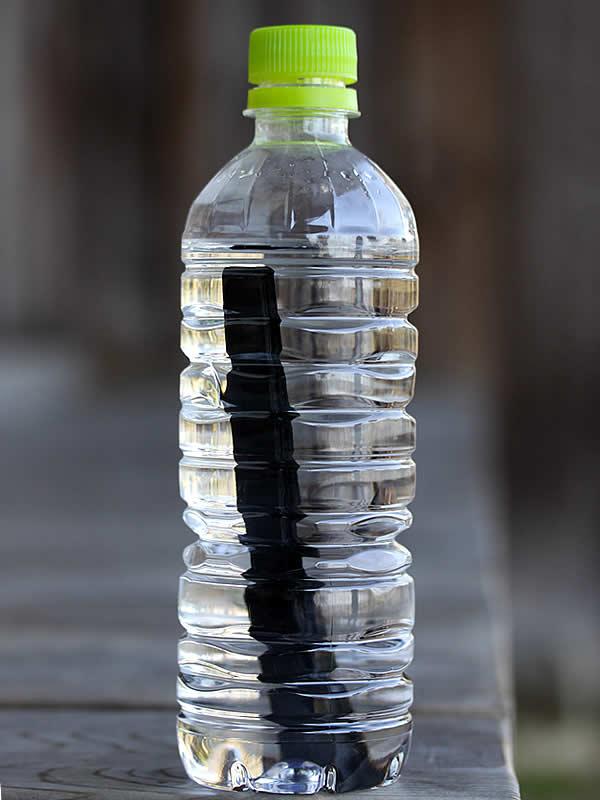 竹炭ペットボトル用