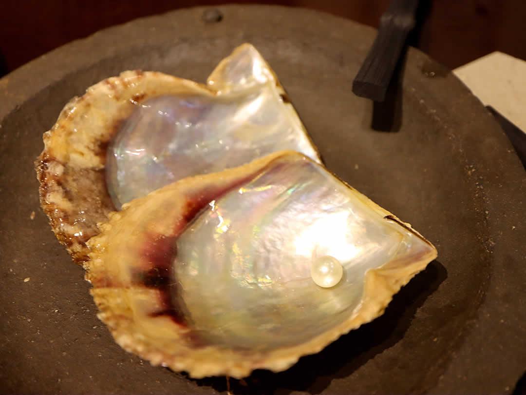 あこや貝、真珠