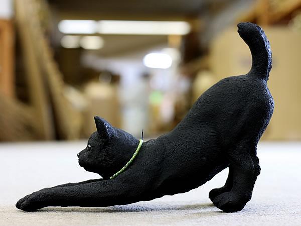 消臭竹炭猫