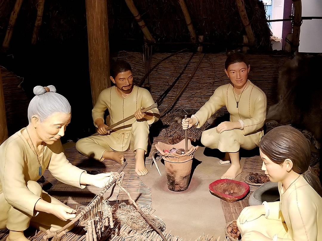 縄文時代の暮らし