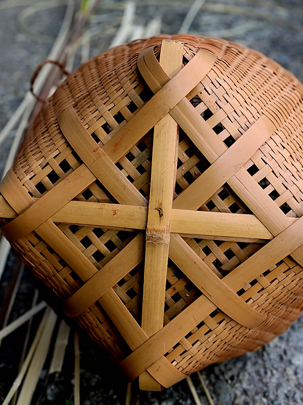 魚籠、うなぎ籠