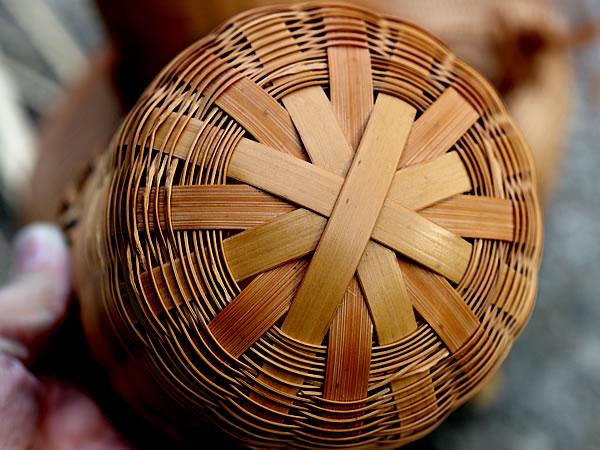 竹籠、魚籠