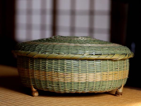 真竹茶櫃籠