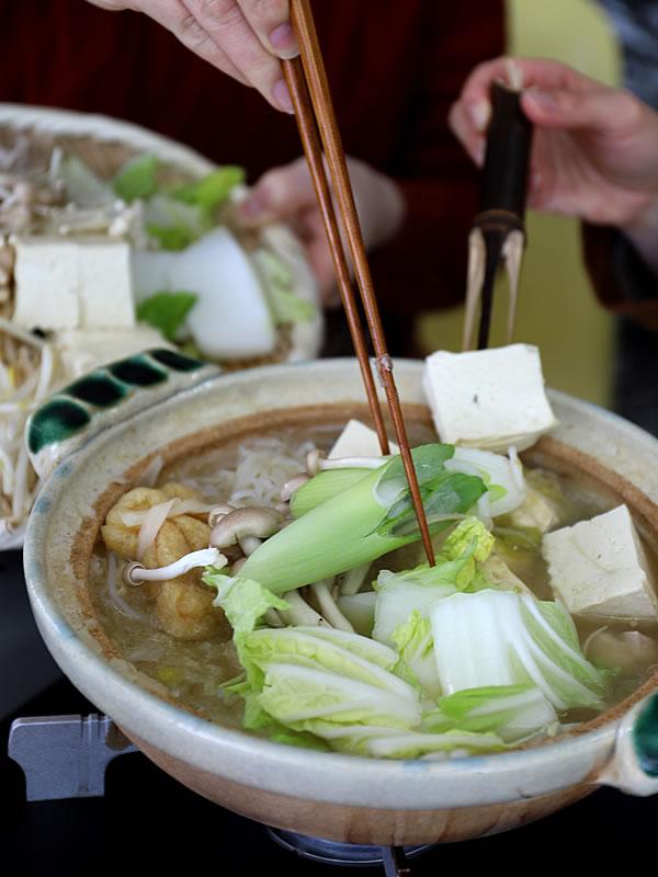 お鍋料理を更に楽しくする竹細工6点セット