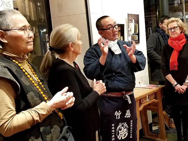 竹虎四代目、フランス国内巡回展「日本の日常生活の中の竹」