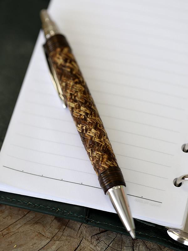 虎竹ボールペン