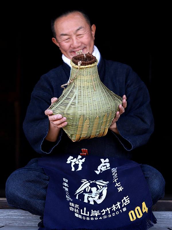 竹虎四代目(山岸義浩)、魚籠