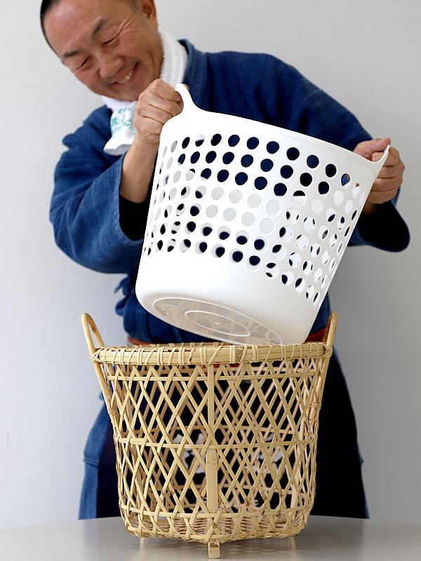 脱衣籠、ランドリーバスケット、洗濯かご