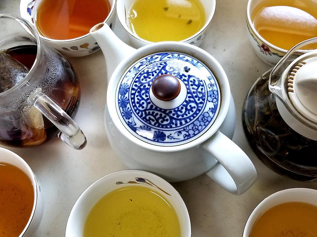虎竹茶試作