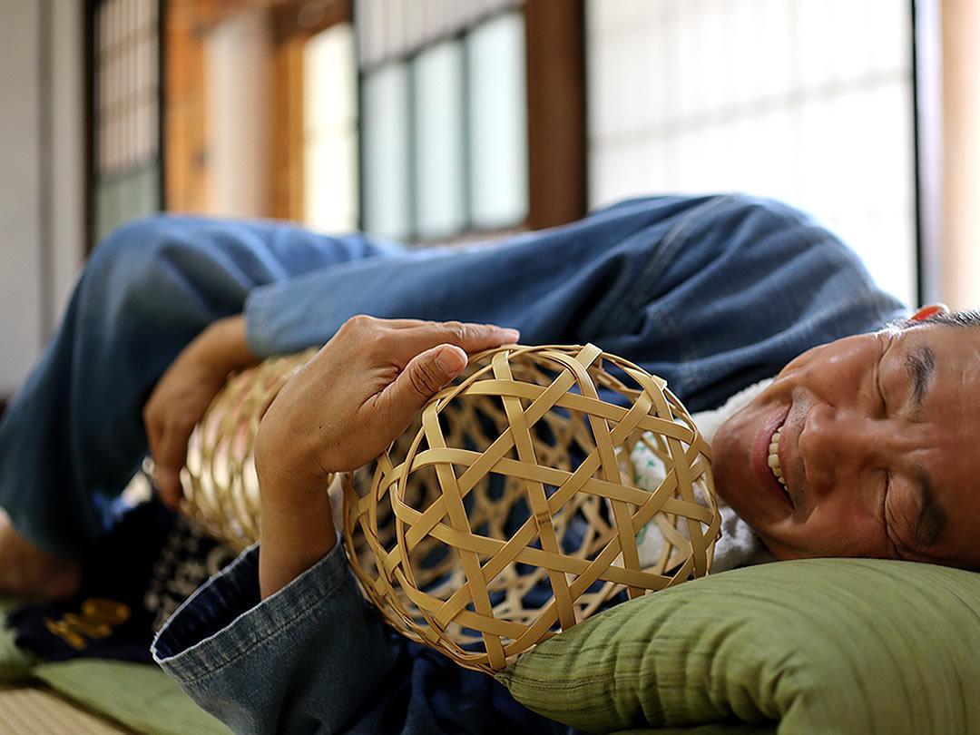 抱き枕、竹虎四代目