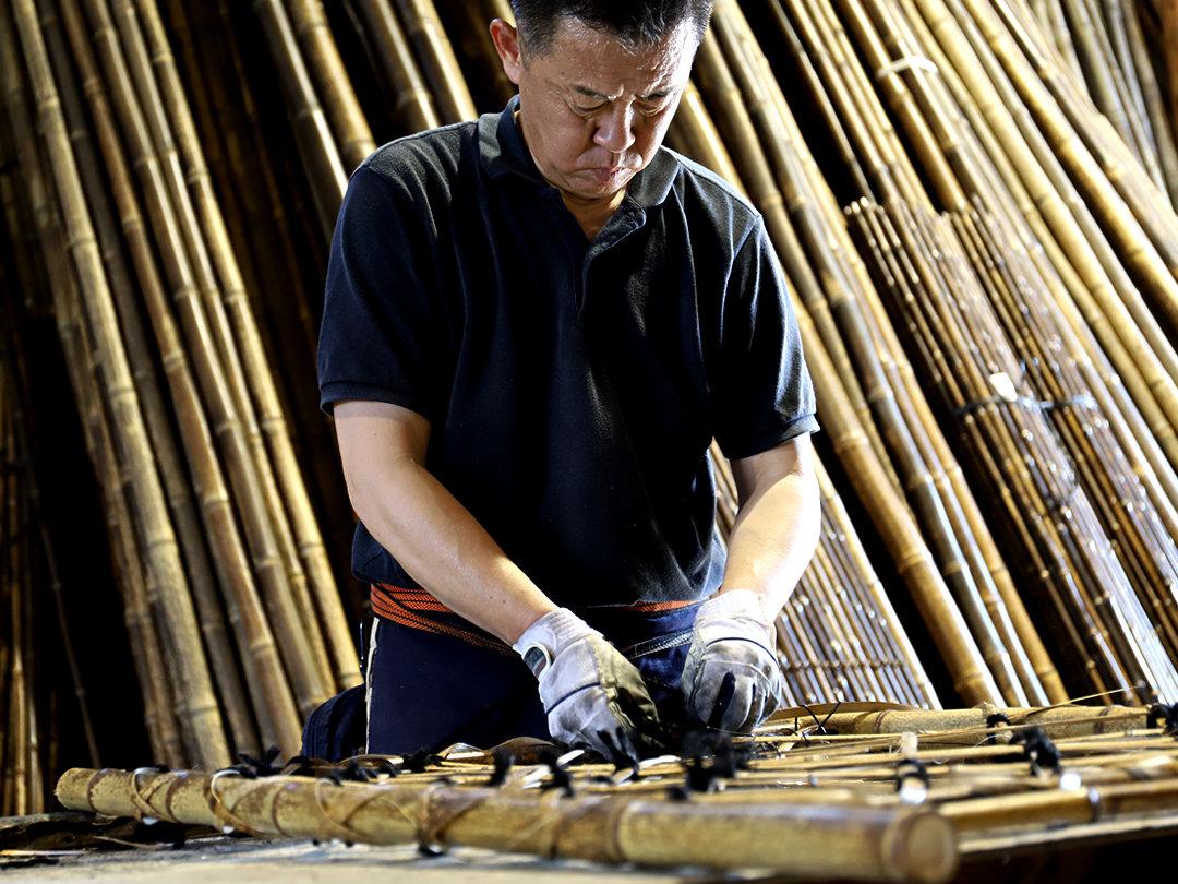枝折戸製作