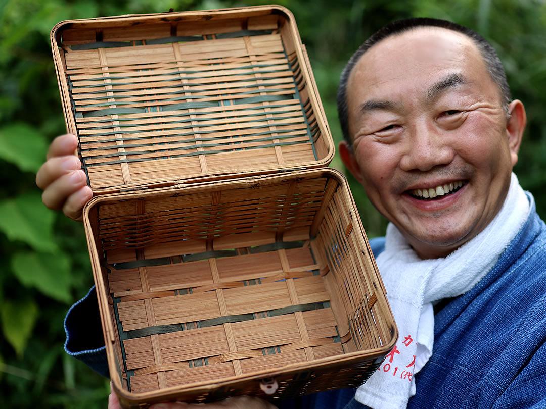 竹ランチボックス