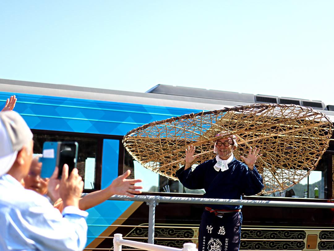 JR四国観光列車、安和駅