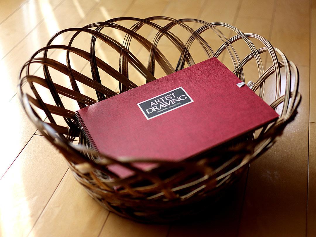 虎竹衣装籠