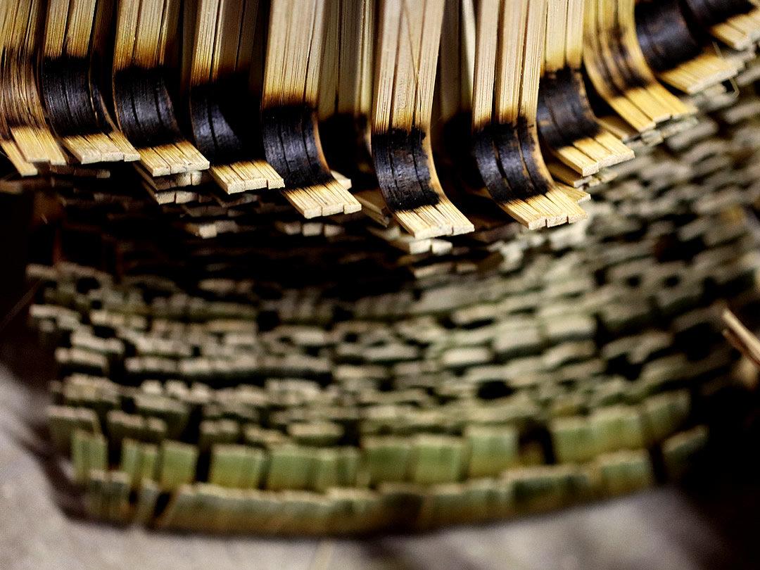 日本製竹熊手