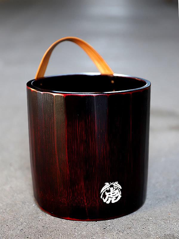 竹アイスペール