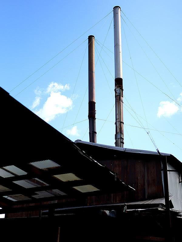 竹工場煙突