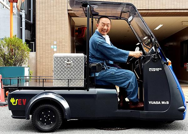 光岡自動車Like-T3