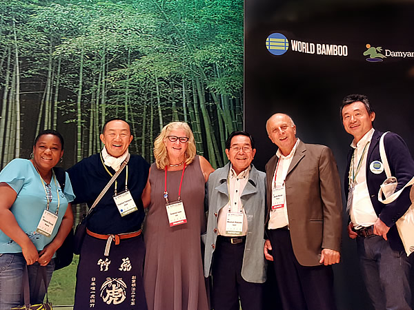 世界竹会議、World Bamboo Congress