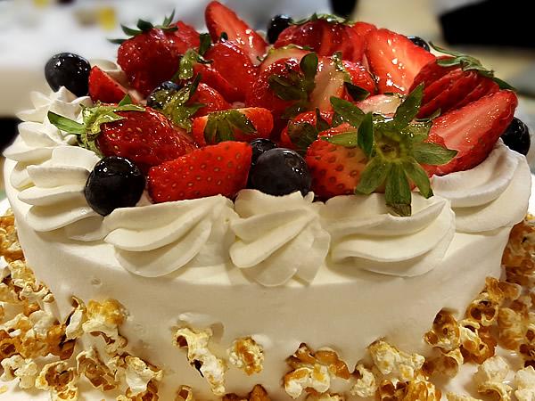 e商人お祝いケーキ