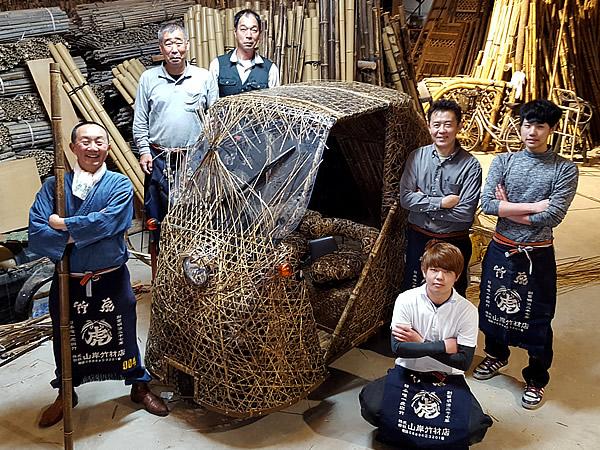 日本唯一の虎竹自動車(Tiger Bamboo car)、光岡自動車(Like-T3)