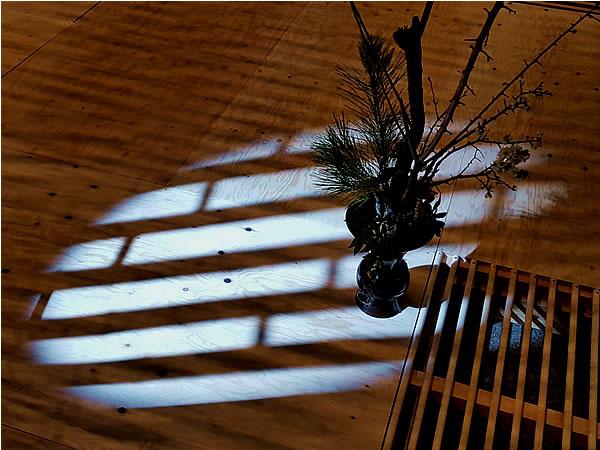 「Installation kaguya」月灯り