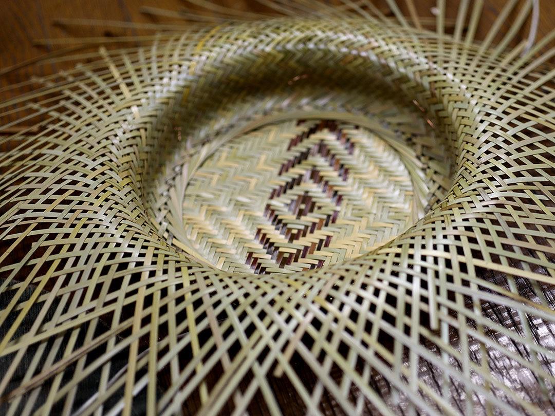 無双編み製作