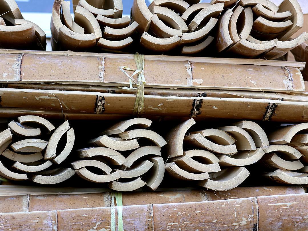 竹カトラリー竹材