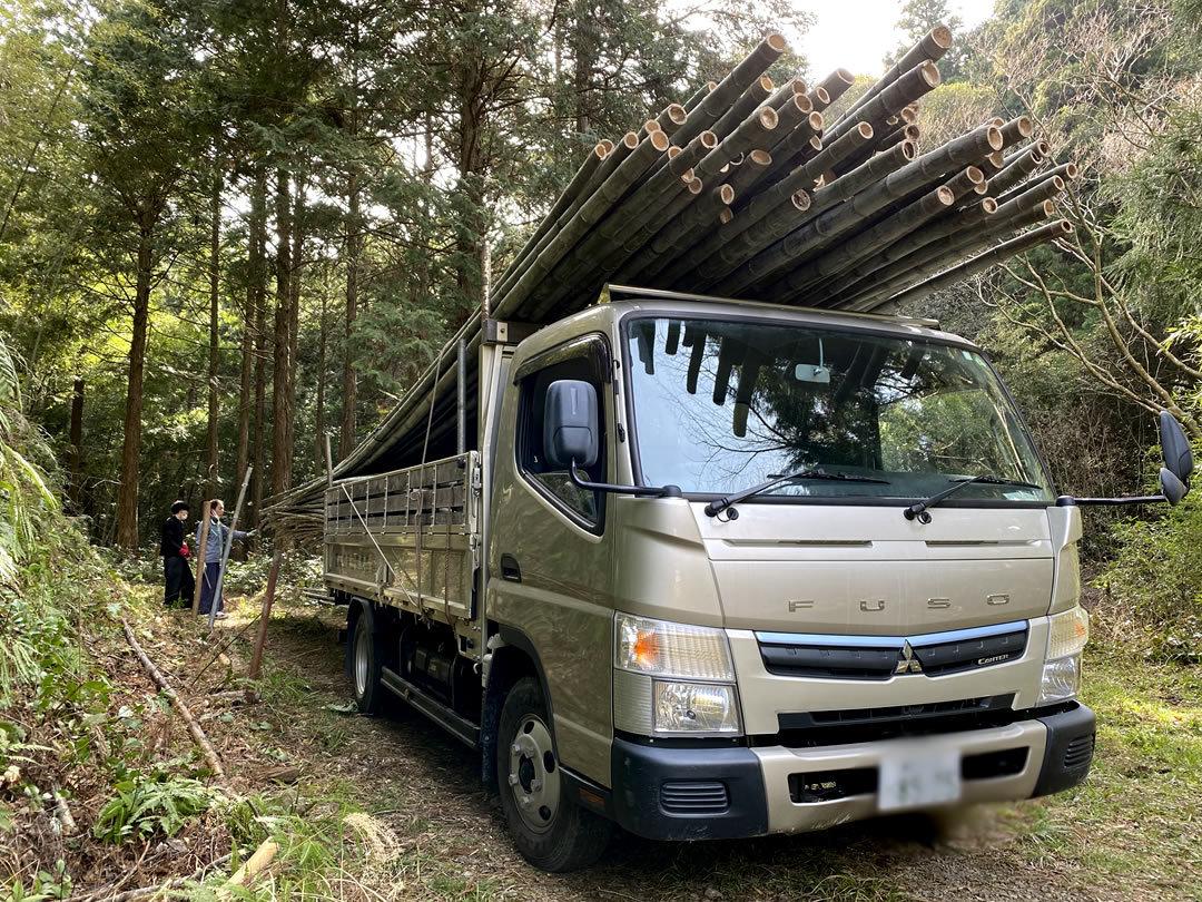 竹虎トラック