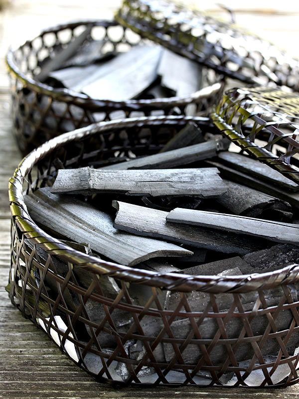 消臭、除湿用竹炭