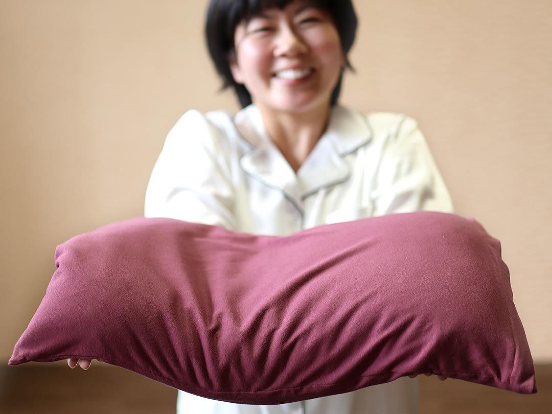 四万十檜枕