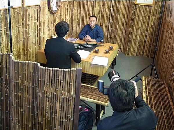 日本実業出版社月刊「ニュートップ」取材