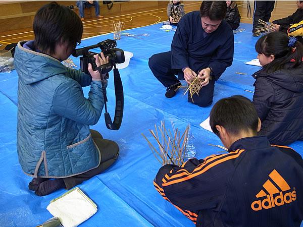 竹細工作り方教室