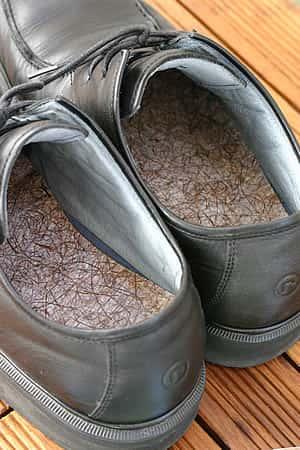 竹インソール(靴の中敷)