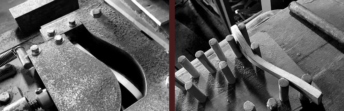 竹カトラリー、製造