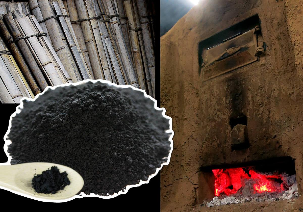 国産竹炭パウダー