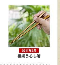 横綱うるし箸