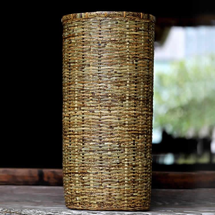 虎竹ゴミ箱