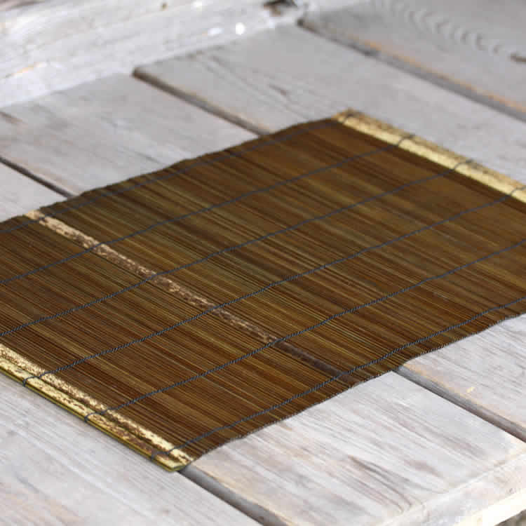 虎竹ランチョンマット