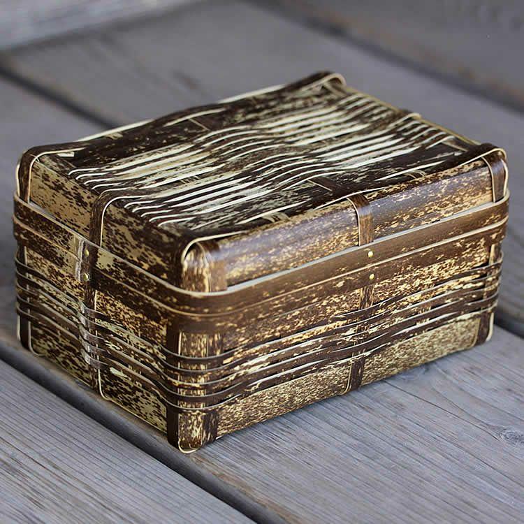 虎竹ランチボックス